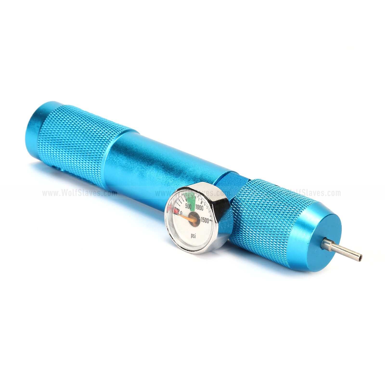 Portable Adaptor Chargers Quick Charging Refill Rechargeable 12G CO2 Cartridge