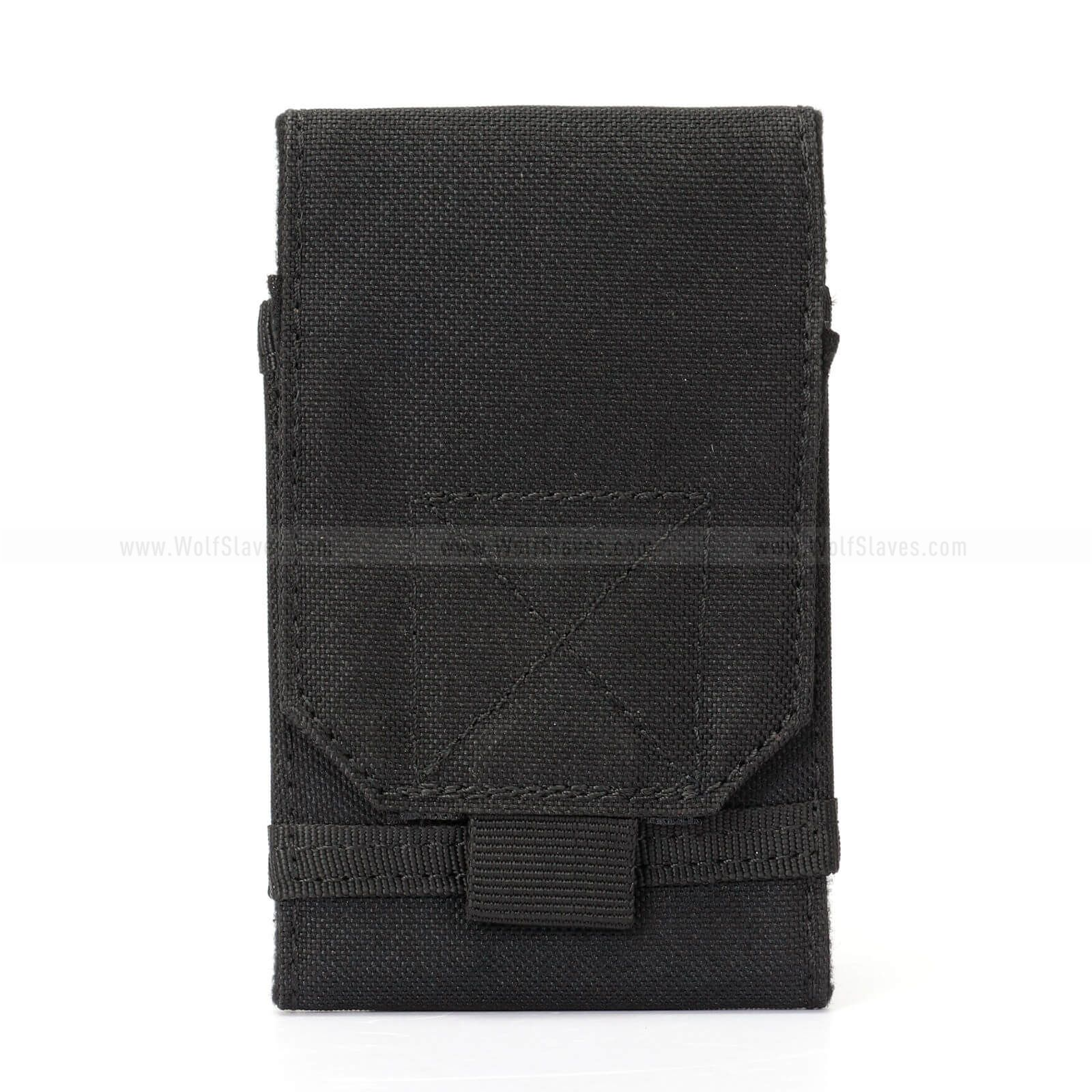 f88e1dc50fc5 Tactical Molle Mobile Phone Belt Pouch EDC Securtiy Pack Small Waist Case