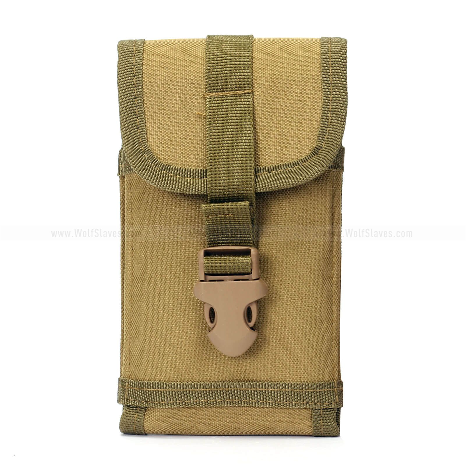 Tactical Molle Phone Belt Pouch Edc Securtiy Pack Small