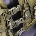 CQB LVB Assault Tactical US Navy Seal 97 Combat Vest w/ Hydration Bag