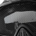 Tactical Full Face Airsoft Goggle Mesh Mask With Neck Protect