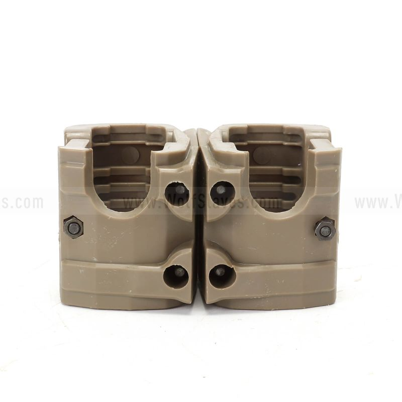 ACI Mp7 Tactical Double Round magazine ABS Parallel MagLink magazine coupler