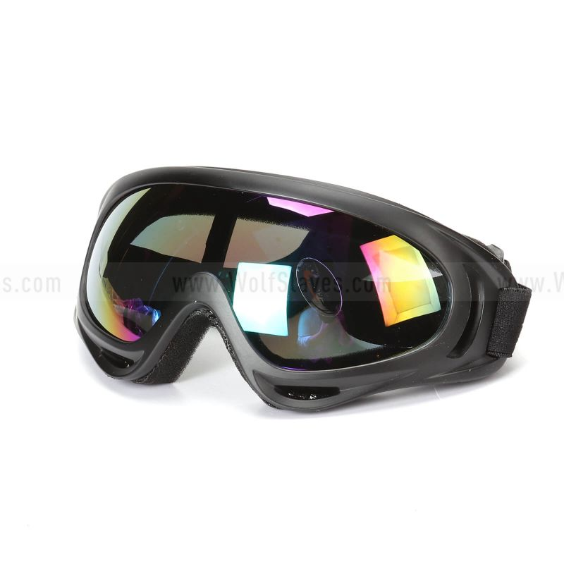 Airsoft Tactical X400 Goggle Eye Protection Glasses