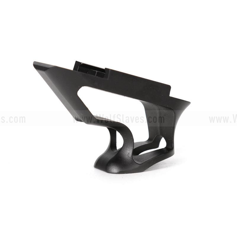 CNC Aluminum Vertical Foregrip Grip (Short Type)