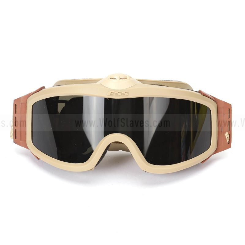 ES Style Tactical TurboFan Goggles with 2 Speed