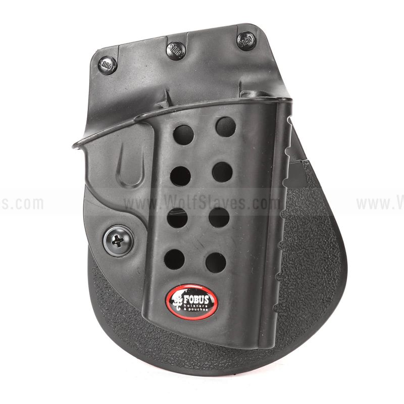 FOB Colt 1911 Right Hand Tactical Pistol Roto Belt & Paddle Magazine Holster