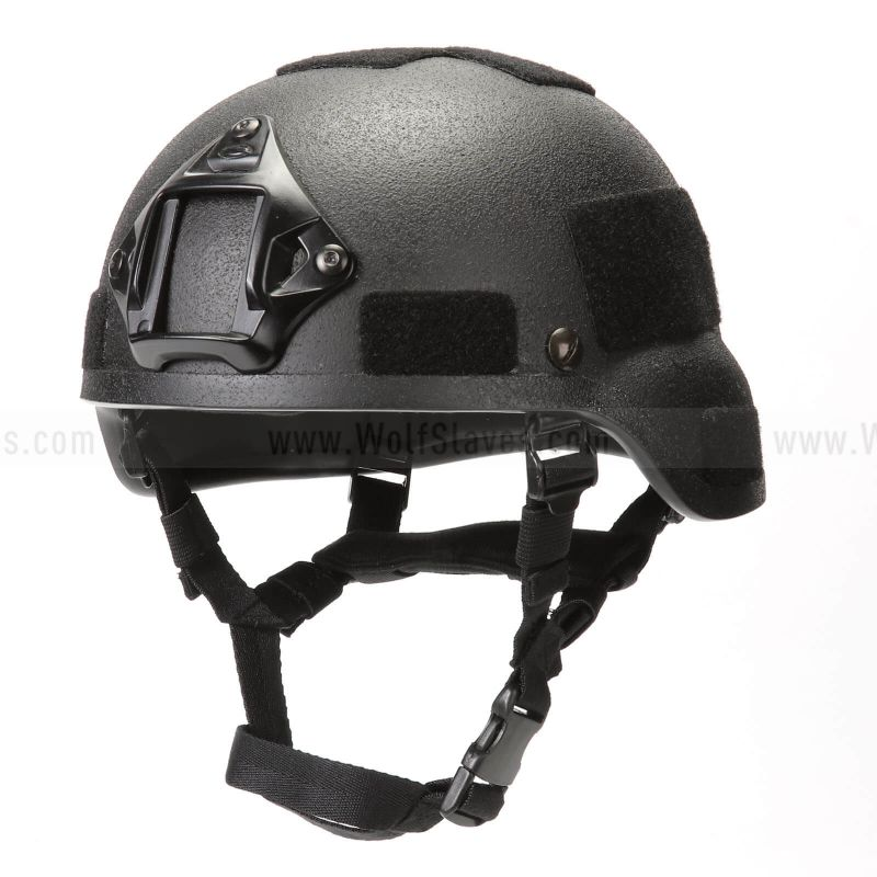 MICH 2000 ACH Replica Velcro Panels Helmet with NVG Mount