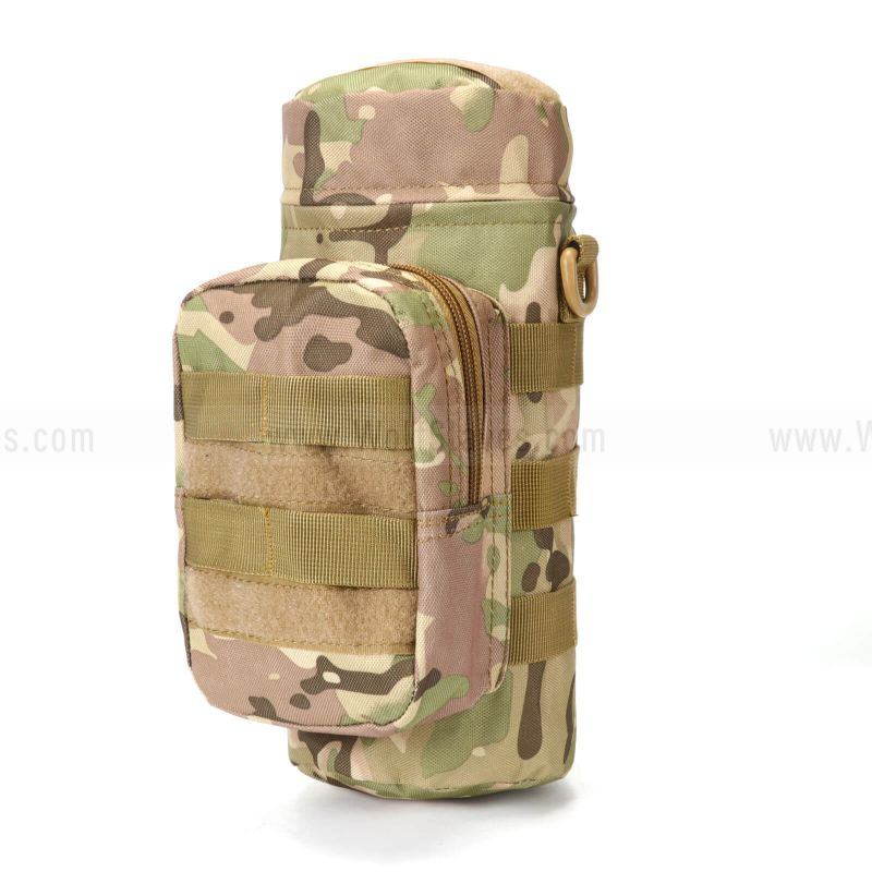 Molle Water Bottle Medic Belt Sport Pouch Bag