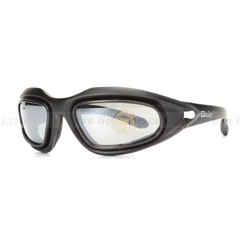 Multifunction C5 Tactical Shooting Glasses With 4 Set Lens