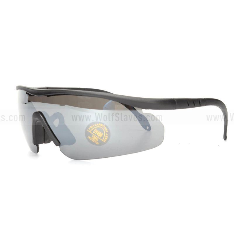 Multifunction C2 Tactical Shooting Glasses With 4 Set Lens