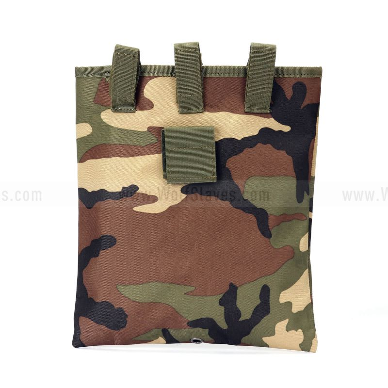 Tactucal Large Molle Magazine Tool Drop Pouch