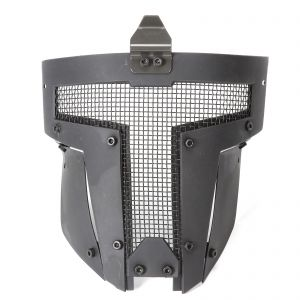 Tactical SPT Sparta Mesh Mask For Fast Helmet