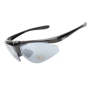 Multifunction C1 Tactical Shooting Glasses With 4 Set Lens