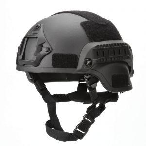 Tactical MICH TC-2000 ACH Helmet with NVG Mount &Side Rail