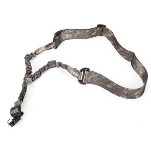 Tactical One 1 Point  Bungee Snap Hook Hight Quality CQB Rifle Sling