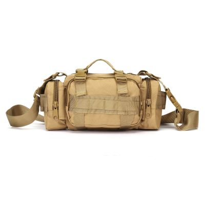 1000D Molle System Utility Tactical Shoulder Waist Pouch Bag Shoulder Bag
