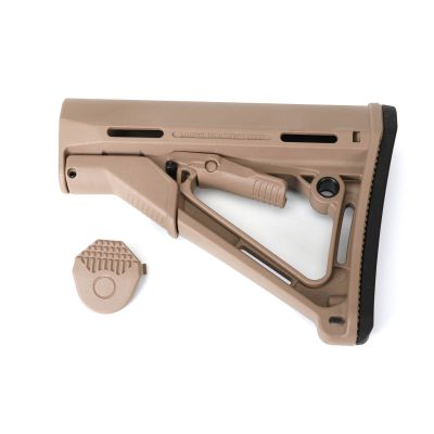 CTR Collapsible stock for M4/M16