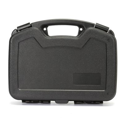 Durable High Quality Tactical Single Handgun Waterproof ABS Airsoft Pistol Hard Case 25CM