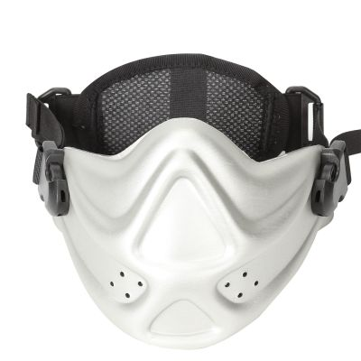 Tactical Light Weight Neoprene Hard Foam Half Face Mask