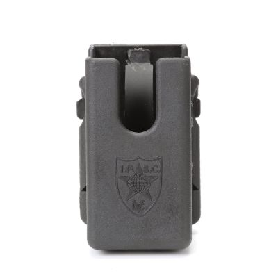 IPSC Ghost Rigid ABS Pistol Magazine Pouch For Marui, KSC, WA, WE Double Stack/Roll Magazine Type