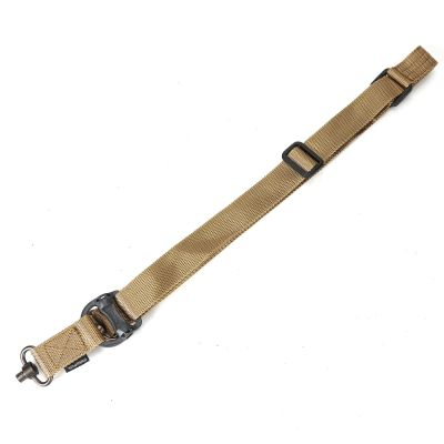 Single / Two Piont MS4 Style Rifle Sling Adjustable Multi Mission Sing