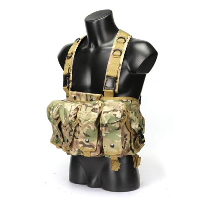 Special force Combat  AK Magazine Chest Rig Tactical  Carry Vest