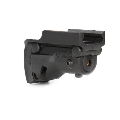 Tacitcal Glock 17 Pistol  Red Laser Sight with Lateral Grooves
