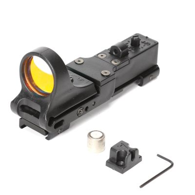 Tacitcal Weapon C-MORE Systems SlideRide Red Dot Sight with Click Switch For Outdoor