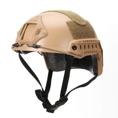 Tactical Airsoft ABS Plastic Fast MH Style Helmet