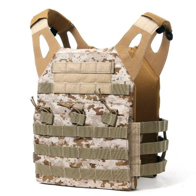 Tactical  Jumpable Plate Carrier JPC Vest