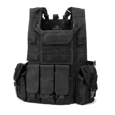 Tactical Molle Canteen Dydration Combat RRV Carrier Vest