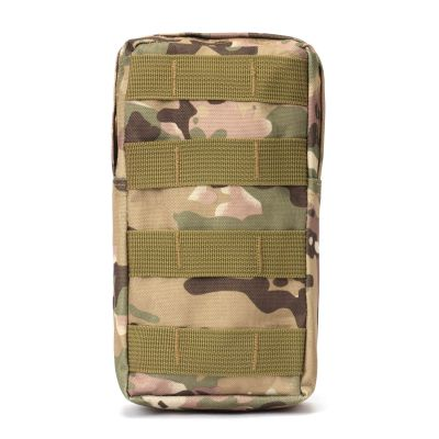 Tactical Molle Compact Water-resistant EDC Pouch Bag