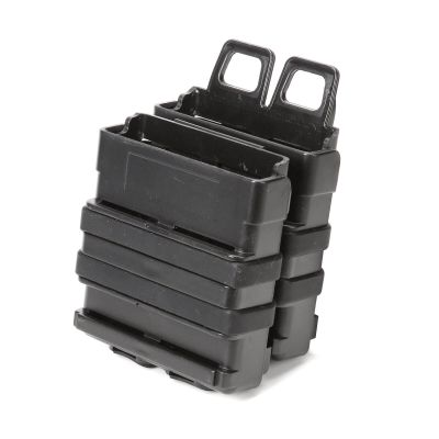Tactical Molle FastMag Magazine Clip Set for 7.62 AK M14