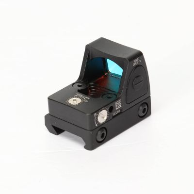 Tactical RMR Red Dot Sight Collimator Glock Reflex Sight Scope fit 20mm Weaver Rail