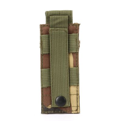 Tactical Single Molle Pistol Magazine Pouch