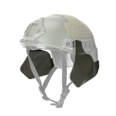 Up-Armor Side Cover For ACH-ARC Kit and the FAST Helmet Rails