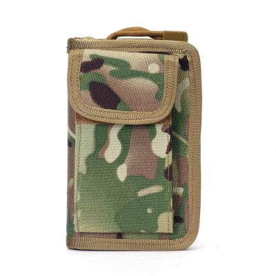 1000D Nylon Military Wallet Outdoor Hunting Tactical Wallet