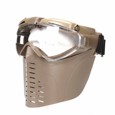 BATTLEAXE Pro  Full Face Mask Goggle with Fan
