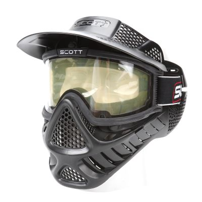 Scott Full Face Clean Lens Paintball Goggle Mask Gen2