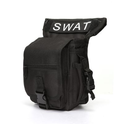 Tactical Swat Drop Leg Utility Waist Pouch Carrier Bag Type B
