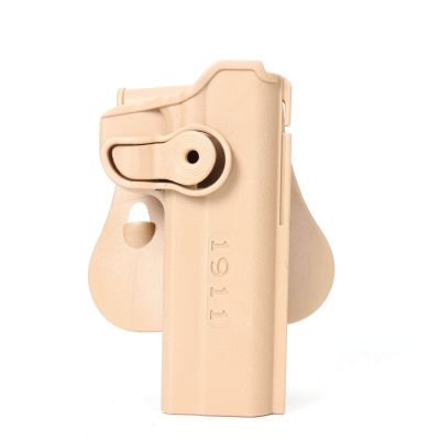 IMI Style Beretta Colt 1911 M1911 Pistol Paddle Holster With 2 Magazine