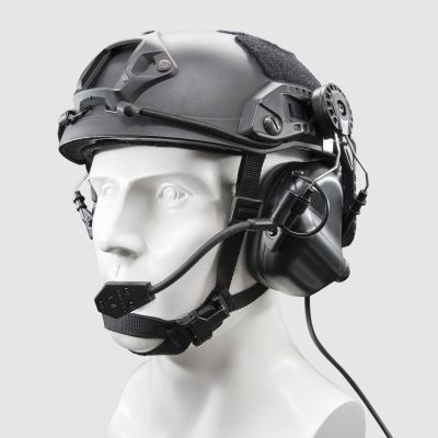 M32H Tactical Communication Hearing Protector for FAST MT Helmets