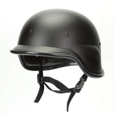 Modern Warrior Tactical Airsoft M88 ABS Helmet with Adjustable Chin Strap