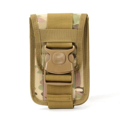 Molle Phone Pouch for 6 inch phone with card holders and money pockets
