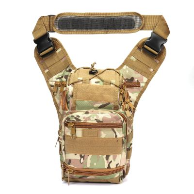 Tactical EDC Multi Purpose Molle Gear Shoulder Bag