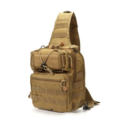 Tactical Medium Premium EDC Shoulder Sling Pack Chest Bag Fit Ipad Tablet