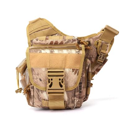 Tactical Messenger Bag EDC Sling Pack One shoulder Multi-functional Utility Pouch Bag