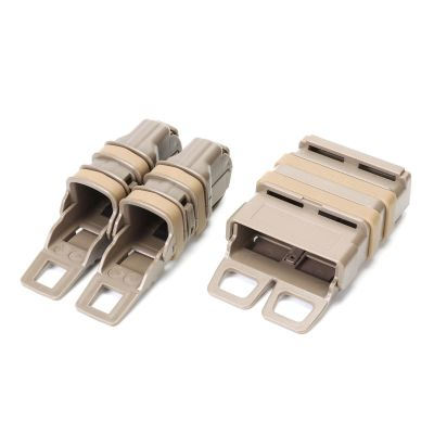 Tactical Molle FastMag Magazine Clip Set for M4 Pistol MP5