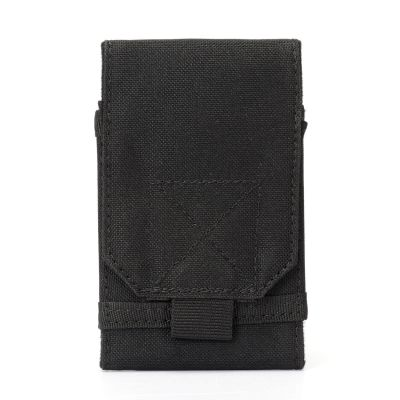 Tactical Molle Mobile Phone Belt Pouch EDC Securtiy Pack Small Waist Case