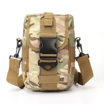 Tactical Molle Shoulder Bag Tools Mag Drop Pouch Bag